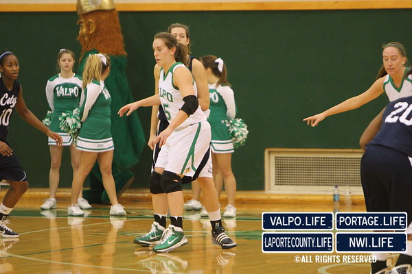 VHS Girls Basketball vs Michigan City 2010