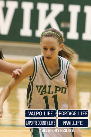 VHS Freshman Basketball vs. Lake Station 2011