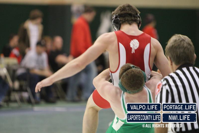Valpo VS Portage Wrestling Meet (3)