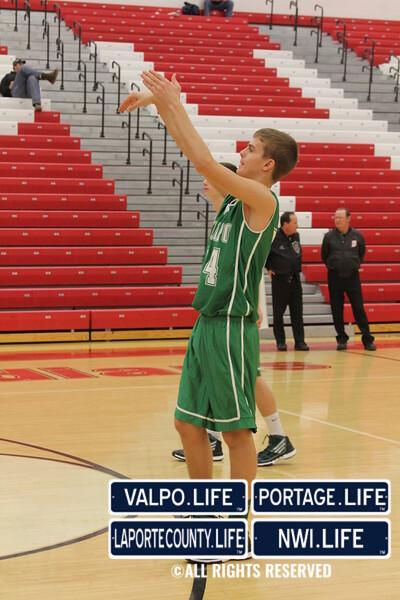 VHS Boys JV Basketball vs Portage (2)