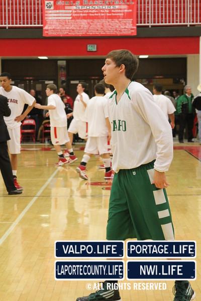 VHS Varsity Boys Basketball vs PHS 2012 (2)