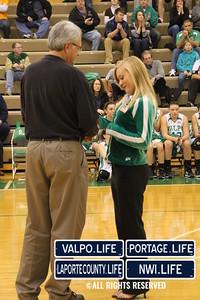 VHS Girl Basketball vs Michigan City 2011