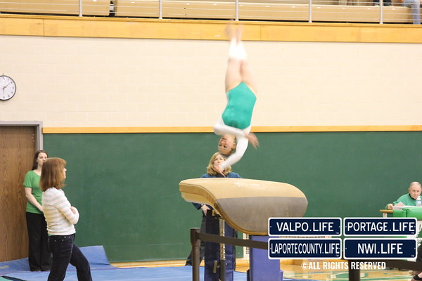 VHS Gymnastics Regionals 2012