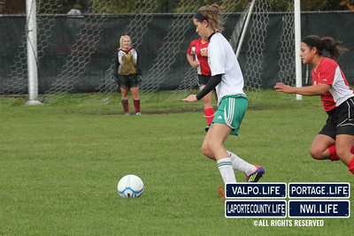 VHS JV Girls Soccer vs Portage 2011 (33)