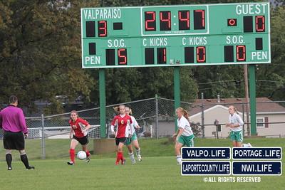 VHS JV Girls Soccer vs Portage 2011 (37)