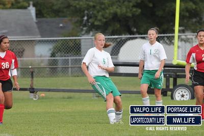 VHS JV Girls Soccer vs Portage 2011 (25)