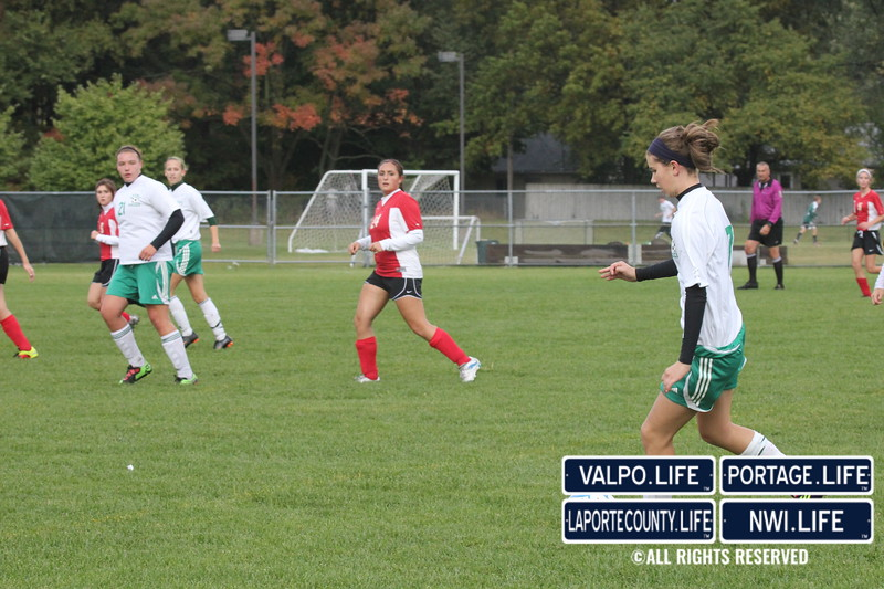 VHS JV Girls Soccer vs Portage 2011 (29)