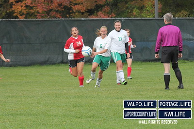 VHS JV Girls Soccer vs Portage 2011 (32)