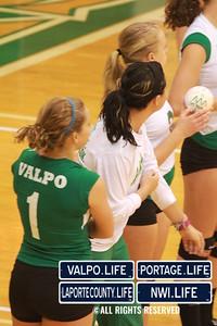 VHS Varsity Volleyball vs Portage 2011 (74)