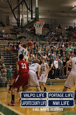 VHS vs. PHS Home Game boys basketball 12-9-2011 varsity