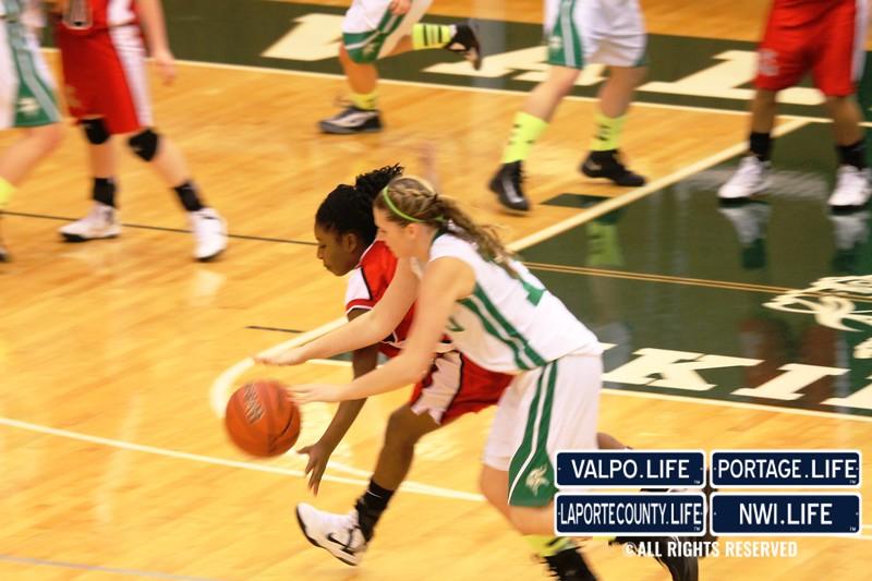 PHS JV Girls Basketball vs VHS 12-7-12 (2)