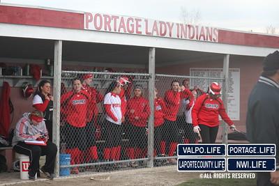 Portage vs  La Porte 4-16-13-102