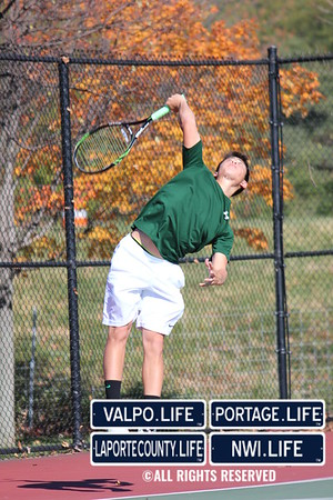 VHS Tennis State Tournament vs. Bloomington South 2012