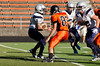 2012 Freshman Football at Sprague : August 30, 2012 - The Wildcats lose 39-7 to a tough Olympian team.  CJ Kohn scored the lone TD for the 'Cats.