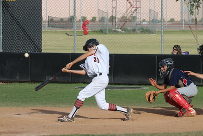 2015 Williams Field Baseball vs Coronado 4-3-15