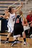 2012 Girls Varsity Basketball vs. Sandy : Feb. 14, 2012 - Valentines Day for the Lady Wildcats, dominating Pioneers 65-25.