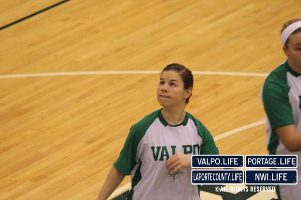 Valparaiso vs. La Porte Girls Basketball DAC East Tournament