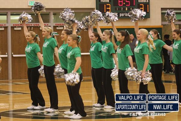 Valpo vs Merrillville Girls Basketball