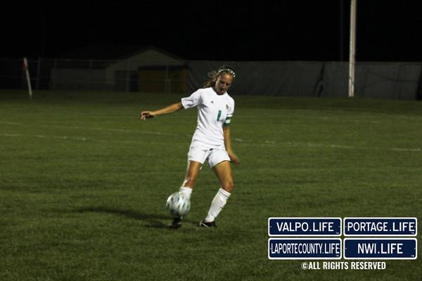 VHS Girls JV & Varsity Soccer vs. Merrillville