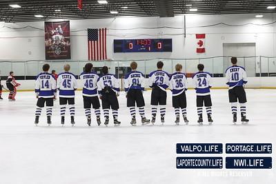 Crown Point vs Lake Central (HS Boys Club Hockey)