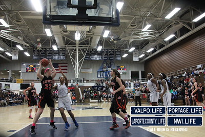 La Porte at Michigan City HS Girls & Boys Basketball