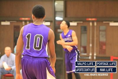 Merrillville at Portage (Boys Basketball)