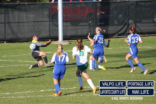 Valpo vs Lake Central Girls Soccer