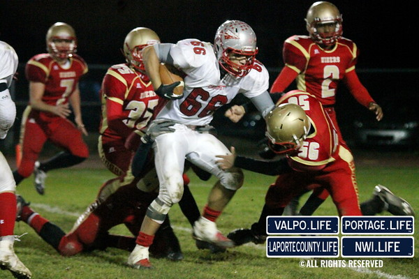 Varsity Football Calumet at Andrean