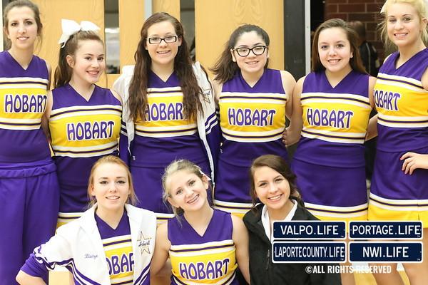 West Side at Hobart (HS Girls Basketball)