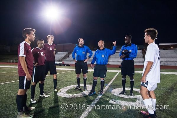 2016 Boys Varsity Soccer Playoffs vs. Crescent Valley
