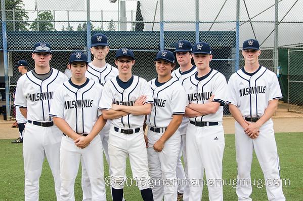 2016 Varsity Baseball vs. Liberty