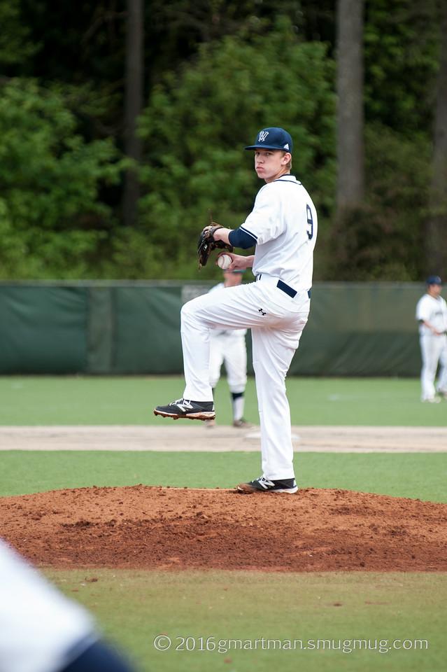 2016 Varsity Baseball vs. Sandy