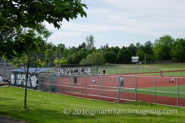 2016 Varsity Softball vs. Putnam