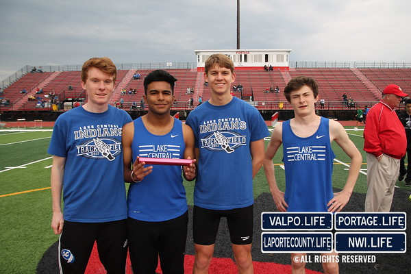 2017 Duneland Athletic Conference Track & Field Championships (Boys)