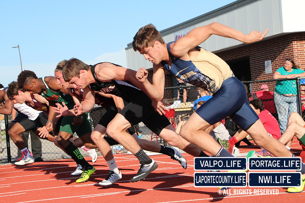 IHSAA Track & Field Sectionals (Boys) 2017