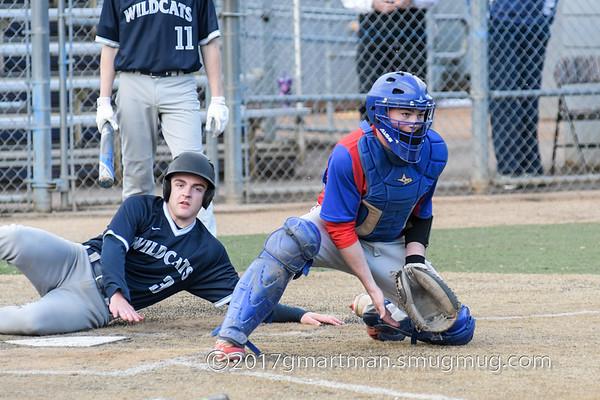 2017 Varsity Baseball vs. Hillsboro
