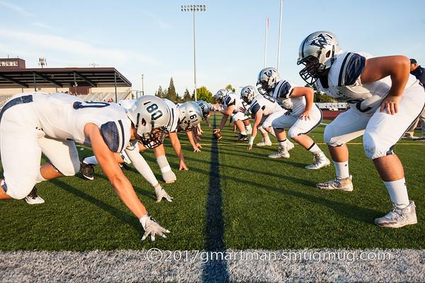 2017 Varsity Football at Hillsboro