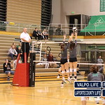 Chesterton vs. Portage Volleyball Sectional 2017