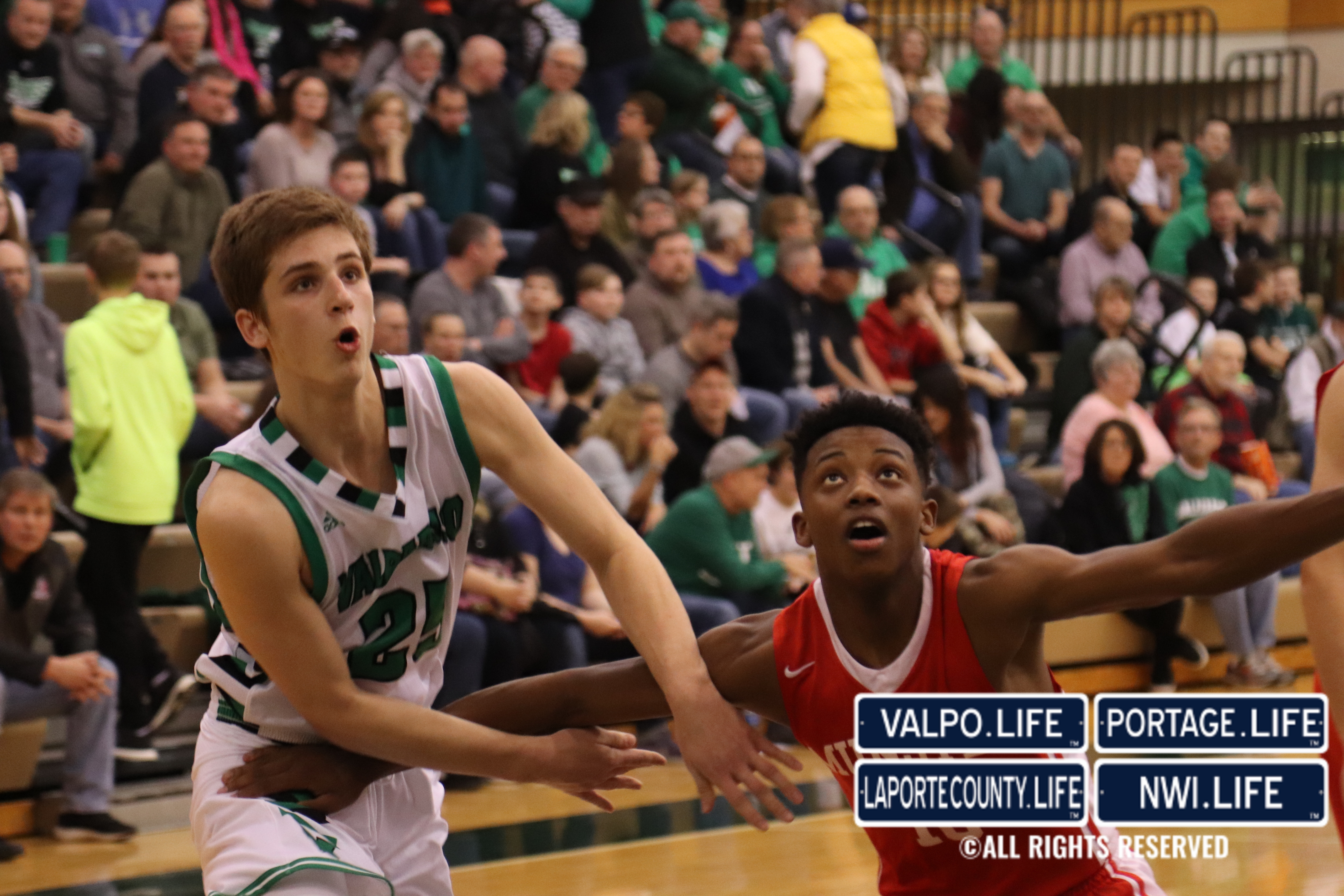 Valparaiso vs Munster Boys Basketball 2018