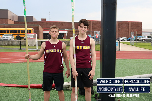 Boys Track Sectionals 2019