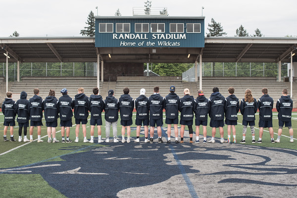2018 Boys Varsity Lacrosse vs. Sherwood