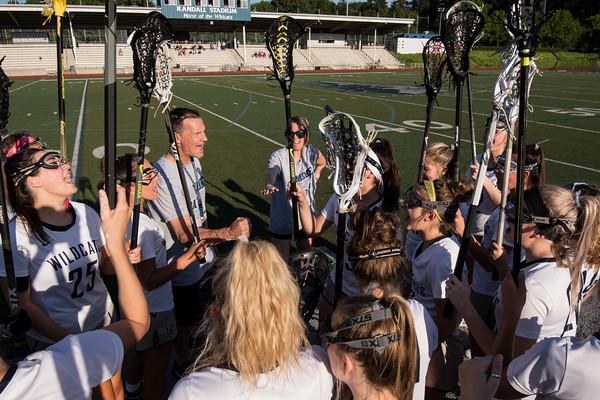 2018 Girls Varsity Lacross vs. Bend - Playoffs