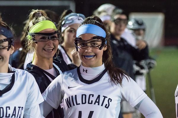 2018 Girls Varsity Lacrosse vs. Lake Oswego