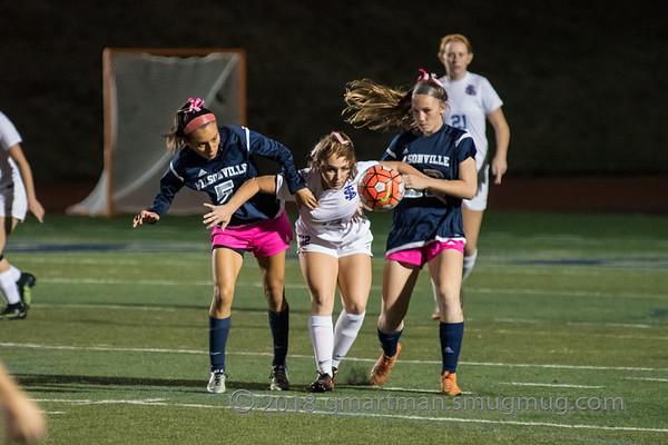 2018 Girls Varsity Soccer vs. La Salle