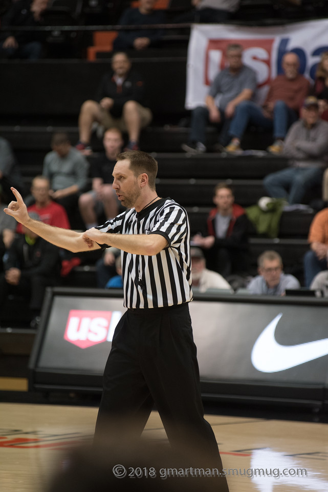 2018 State Basketball Referees