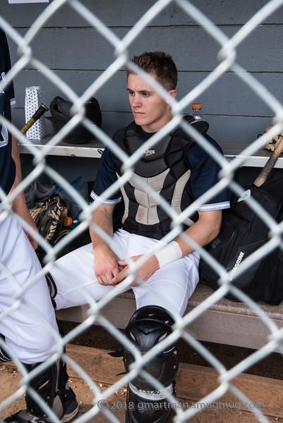 2018 Varsity Baseball vs. Hillsboro