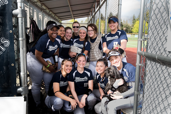 2018 Varsity Softball vs. St. Helens