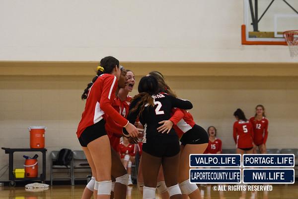 VOLLEYBALL La Porte Slicer Volleyball Tournament 2019