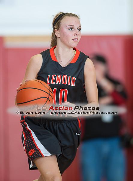 HIGH SCHOOL BASKETBALL: FEB 12 LCHS at Loudon