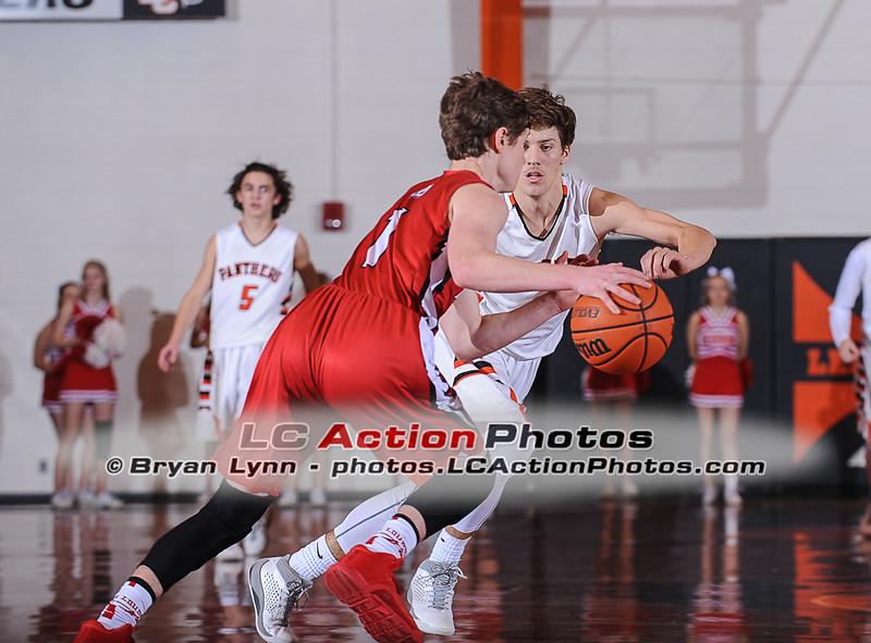 HIGH SCHOOL BASKETBALL: DEC 4 Loudon at LCHS